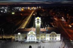 ЖП гара Бургас