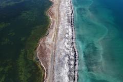 Пясъчната коса на Поморийско езеро
